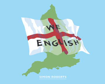 Cover of We English by Simon Roberts