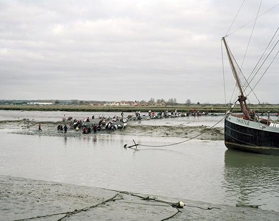 Mad Maldon Mud Race, River Blackwater, Maldon, Essex, 30th December 2007
