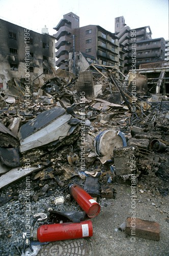 Discarded extinguishers
