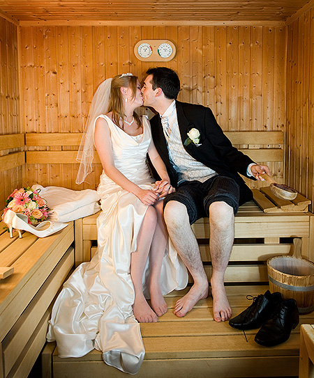 Wedding photography heats up