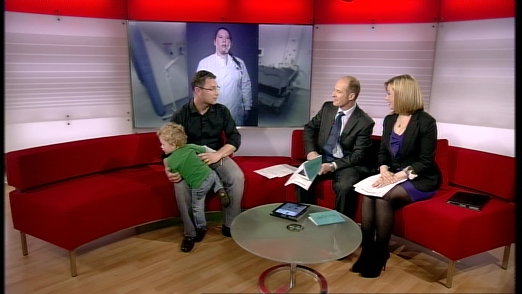 Michael Cockerham on BBC South East
