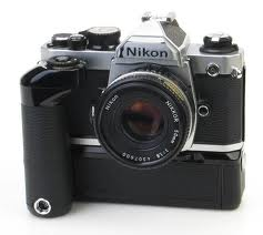 Nikon FM2 with MD12 motordrive