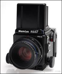 Mamiya RZ67 Pro II