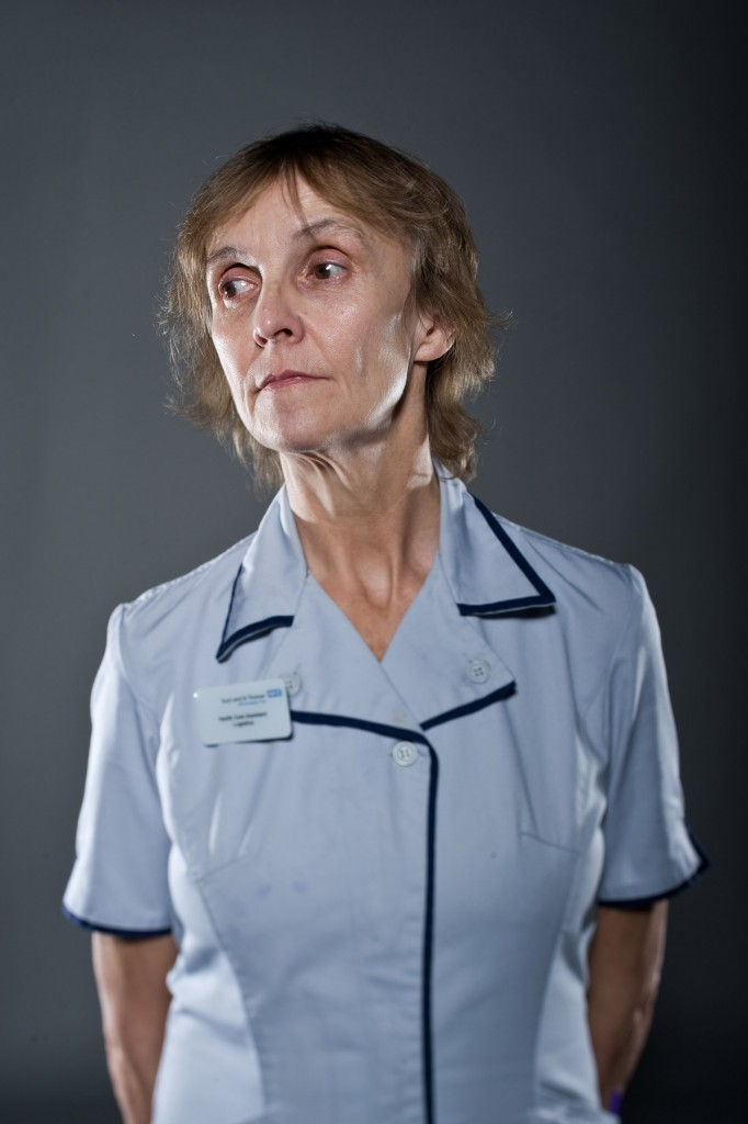 Gail Swann - General Nursing Assistant. Photo from Phineas' Friends. © Michael Cockerham 2011